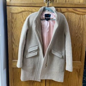 J. Crew Cocoon Coat Thinsulate Lining 10